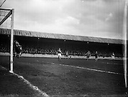 16/02/1958<br /> 02/16/1958<br /> 16 February 1958<br /> Soccer, First round of FAI Cup: Drumcondra v Limerick at Dalymount Park, Dublin.