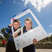 18.05.2016<br /> Limerick Institute of Technology (LIT) hosted a celebration of community and voluntary engagement in the LIT Millennium Theatre for the GO4IT & Give Graduation ceremony.<br /> Attending the event were GO4IT graduates, Alan France and James Price, Thomond National School. Picture: Alan Place/Fusionshooters