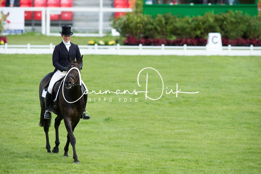 Sturgis Beanie, (GBR), Lebowski<br /> Dressage <br /> Mitsubishi Motors Badminton Horse Trials - Badminton 2015<br /> &copy; Hippo Foto - Jon Stroud<br /> 07/05/15