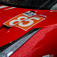 #85, Keating Motorsport, Ferrari 488 GTE, LMGTE Am, driven by:Ben Keating, Jeroen Bleekemolen, Luca Stolz, 24 Heures Du Mans  2018,  Scrutineering, 11/06/2018,