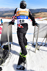 BOSNJAK Bruno, SB-LL1, CRO, Snowboard Cross at the WPSB_2019 Para Snowboard World Cup, La Molina, Spain