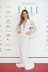 May 30, 2019 - Madrid, Madrid, Spain - Ariadne Artiles attends Solidarity gala dinner for CRIS Foundation against Cancer at Intercontinental Hotel on May 30, 2019 in Madrid, Spain (Credit Image: © Jack Abuin/ZUMA Wire)