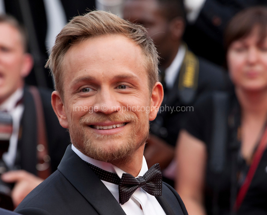 Jeremie Renier at L'amant Double gala screening at the 70th Cannes Film Festival Friday 26th May 2017, Cannes, France. Photo credit: Doreen Kennedy