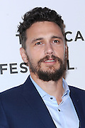 April 16, 2015 - New York, NY, USA - April 16, 2015<br /> <br /> James Franco attending the World Premiere Narrative: 'The Adderall Diaries' during the 2015 Tribeca Fiim Festival at BMCC Tribeca PAC <br /> ©Exclusivepix Media