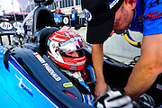 30 March - 1 April, 2012, Birmingham, Alabama USA.Simon Pagenaud.(c)2012, Jamey Price.LAT Photo USA
