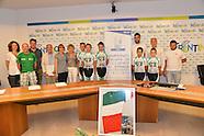 PRESENTAZIONE CAMPIONATI ITALIANI TERME DI COMANO 2016, 28-06-2016  SPEDIRE