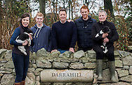 Messrs R & L Barron, Darrahill Farm, Udny, Ellon, Scotland for Holstein Journal.