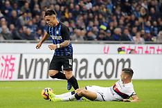 FC Internazionale v Genoa CFC - 03 Nov 2018