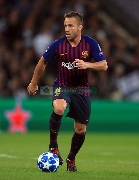 صور مباراة : توتنهام - برشلونة 2-4 ( 03-10-2018 )  38927744