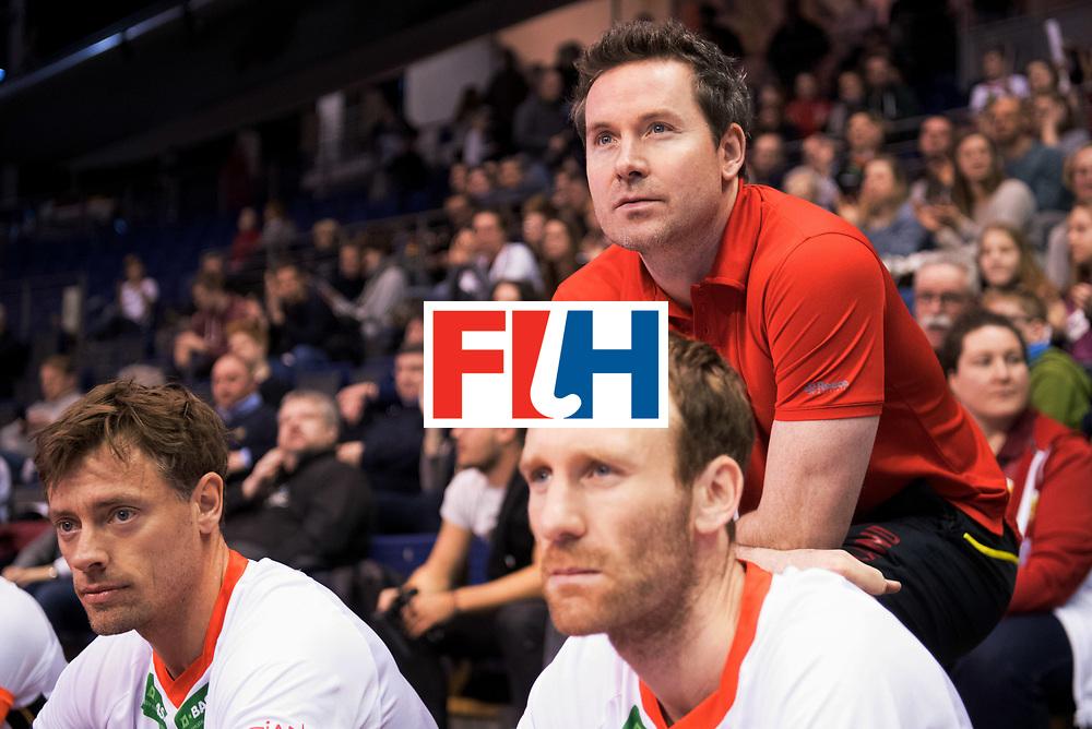 BERLIN - Indoor Hockey World Cup<br /> Women: Czech Republic - Germany <br /> foto: Stefan Kermas<br /> WORLDSPORTPICS COPYRIGHT FRANK UIJLENBROEK