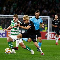 Celtic v Rosenborg, Europa League, 20 September 2018