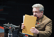 Collaborators<br /> by John Hodge<br /> at The Cottesloe Theatre, Southbank, London, Great Britain <br /> press photocall<br /> 31st October 2011 <br /> <br /> Simon Russell Beale (as Joseph Stalin)<br /> <br /> <br /> directed by Nicholas Hytner)<br /> <br /> Photograph by Elliott Franks