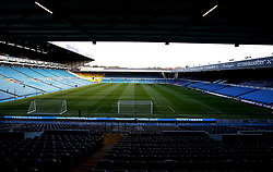 A general view of Elland Road, home to Leeds United - Mandatory by-line: Robbie Stephenson/JMP - 09/08/2017 - FOOTBALL - Elland Road - Leeds, England - Leeds United v Port Vale - Carabao Cup