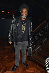 JAZZY B at the Universal Bacardi Brits' After Party At Soho House Pop-Up, 8 Victoria Embankment, London on 19th February 2014.