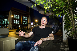 July 24, 2018 - Stockholm, Sweden - Robin Olsen, Swedish goalkeeper has signed for Roma AS, Rome, Italy, 2018-07-24..(c) LORENTZ-ALLARD ROBIN  / Aftonbladet / IBL BildbyrÃ¥....* * * EXPRESSEN OUT * * *....AFTONBLADET / 85392 (Credit Image: © Lorentz-Allard Robin/Aftonbladet/IBL via ZUMA Wire)