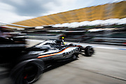 March 27-29, 2015: Malaysian Grand Prix - Sergio Perez (MEX), Force India