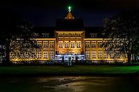 Noord-Holland bij nacht, aankleding, heiloo prachtstad