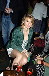 MISS MICKEY SUMNER daughter of singer Sting at Boodles on the Beach -  a party to launch jewellers new collection 'Daiquiri' held at Pangaea, 85 Piccadilly, London W1 on 7th June 2005.<br /><br />NON EXCLUSIVE - WORLD RIGHTS