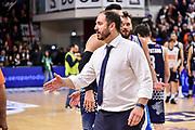 Andrea Diana<br /> Banco di Sardegna Dinamo Sassari - Germani Basket Leonessa Brescia<br /> LBA Serie A Postemobile 2018-2019<br /> Sassari, 28/04/2019<br /> Foto L.Canu / Ciamillo-Castoria