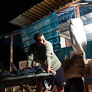 Imagenes del Servicio Nacional de Frontera (SENAFRONT) de Panamá en ejercicios de entrenamiento en el area de Bahia Las Piñas en la provincial de Darien, frontera con Colombia.  Images of Panama's Border Patrol Service (SENAFRONT) during training exercises in the area of Bahi Las Piñas, in the province of Darien, near the border with Colombia.  Foto por: Tito Herrera / www.titoherrera.com