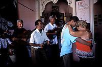 Cuba, Santiago de Cuba, Casa de las traditiones
