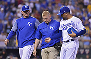 Kansas City Royals v The Colorado Rockies - 23 Aug 2017