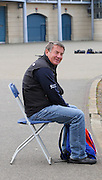 Eton, United Kingdom.  GBR Chief coach,  Jurgen GROBLER, before the morning time trial, during the afternoon semi finals . 2011 GBRowing Trials, Dorney Lake. Saturday  16/04/2011  [Mandatory Credit; Peter Spurrier/Intersport-images] Venue For 2012 Olympic Regatta and Flat Water Canoe events.