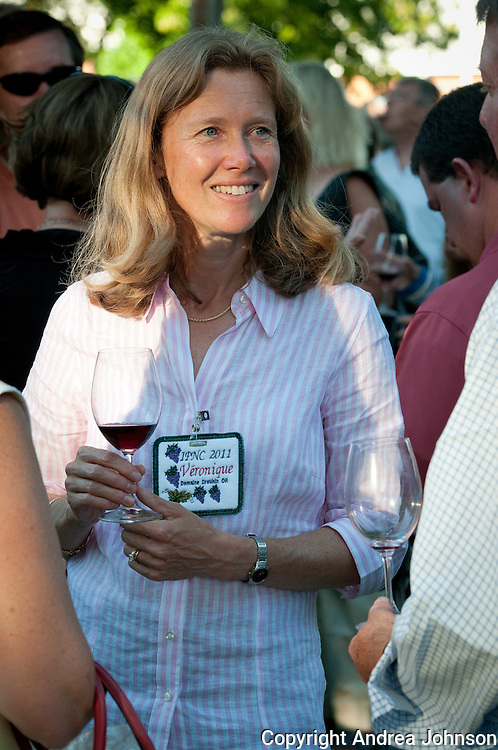Veronique Drouhin at 2011 IPNC