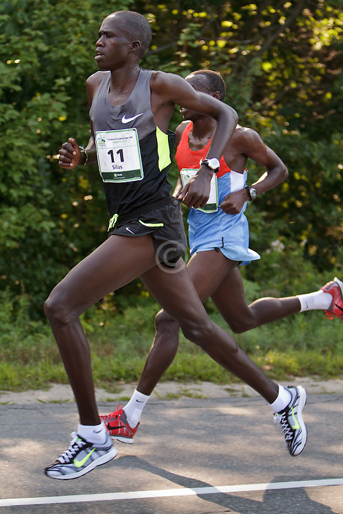 Beach to Beacon 10K , Silas Kipruto
