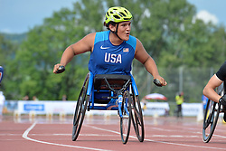 06/08/2017; Jimenez-Vergara, Miguel, T54, USA at 2017 World Para Athletics Junior Championships, Nottwil, Switzerland