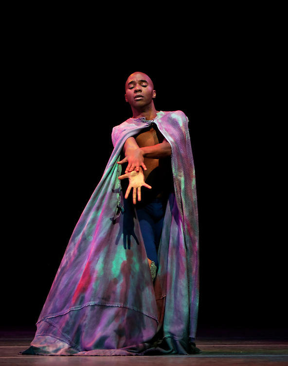 Mary Lou's Mass.Choreography by Alvin Ailey.Music by Mary Lou Williams.Alvin Ailey American dance Theater.Credit photo: ©Paul Kolnik.paul@paulkolnik.com.nyc  212-362-7778