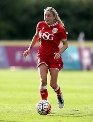 Megan Alexander midfielder/defender for Bristol City Women - Mandatory by-line: Robbie Stephenson/JMP - 25/06/2016 - FOOTBALL - Stoke Gifford Stadium - Bristol, England - Bristol City Women v Oxford United Women - FA Women's Super League 2