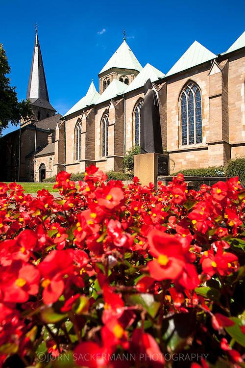 DEU, Germany, Ruhr area, Essen, the cathedral.<br /> <br /> DEU, Deutschland, Ruhrgebiet, Essen, der Dom.