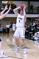 07 January 2017:  Andy Stempel during an NCAA men's division 3 CCIW basketball game between the Wheaton Thunder and the Illinois Wesleyan Titans in Shirk Center, Bloomington IL