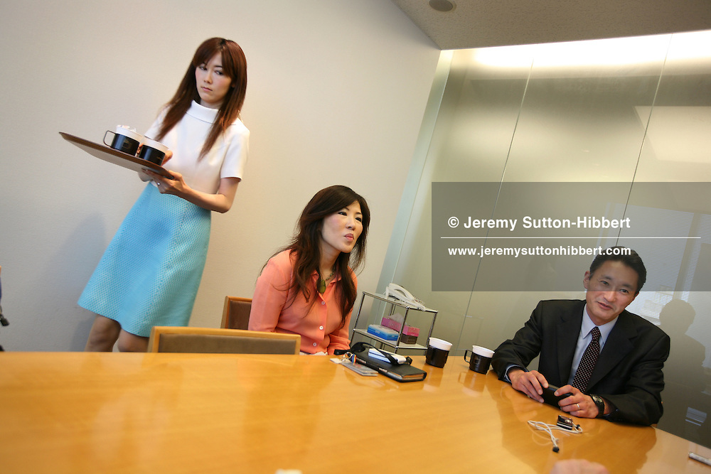 Kazuo Hirai, President and CEO of Sony Computer Entertainment Inc, Tokyo, Japan, on Thursday 18th June, 2007.