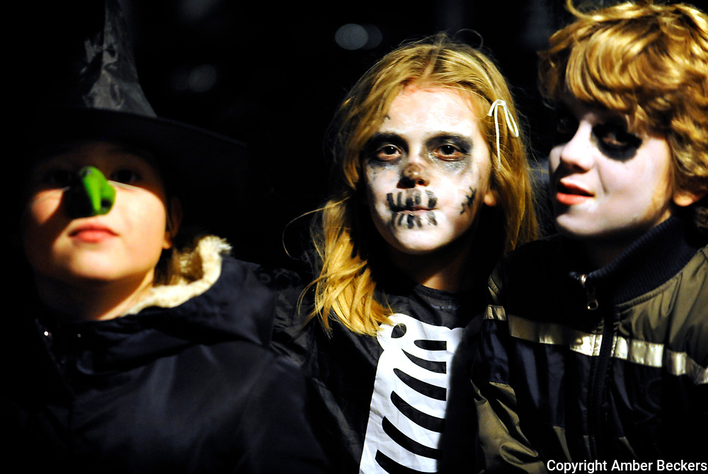 October 31, 2017 - 18:55<br /> The Netherlands, Amsterdam - Halloween