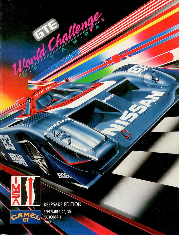 Magazine Cover - GTE World Challenge