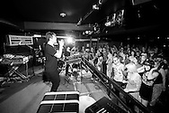 Rose Quartz performs at Red Bull Sound Select at the 1Up Colfax in Denver, CO, USA, on 29 May, 2014.