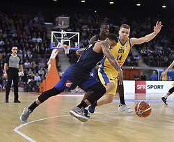 November 27, 2017 - Rouen, France - Edwin Jackson  (Credit Image: © Panoramic via ZUMA Press)