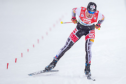 17.12.2017, Nordische Arena, Ramsau, AUT, FIS Weltcup Nordische Kombination, Langlauf, im Bild Lukas Klapfer (AUT) // Lukas Klapfer of Austria during Cross Country Competition of FIS Nordic Combined World Cup, at the Nordic Arena in Ramsau, Austria on 2017/12/17. EXPA Pictures © 2017, PhotoCredit: EXPA/ Dominik Angerer