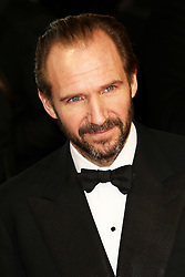© London News Pictures. Ralph Fiennes, EE British Academy Film Awards (BAFTAs), Royal Opera House Covent Garden, London UK, 08 February 2015, Photo by Richard Goldschmidt /LNP