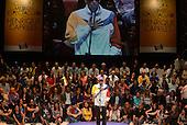 Artistas con Henrique Capriles