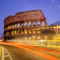 ITA , ITALIEN : Kolosseum in Rom.  |ITA , ITALY : Colosseum in Rome|. 18.02.2012. Copyright by : Rainer UNKEL , Tel.: 0171/5457756