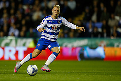 Reading's Pavel Pogrebnyak in action - Mandatory by-line: Jason Brown/JMP - Mobile 07966 386802 15/09/2015 - SPORT - FOOTBALL - Reading, Madejski Stadium - Reading v Derby County - Sky Bet Championship