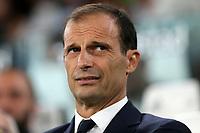 23.09.2017 - Torino - Serie A 2017/18 - 6a giornata  -  Juventus-Torino nella  foto: Massimiliano Allegri