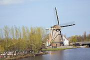 De Korpershoek windmill, Schipluiden, Netherlands