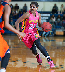 2014-15 A&T Women's Basketball vs Morgan State
