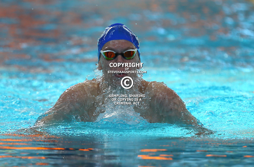 DURBAN, SOUTH AFRICA, February 6 2016 - Jarryd Baxter Men 200m LC Individual Medley during Day 3  the second&nbsp;leg of the 2016 South African Swimming Grand Prix series at the  Kings Park Swimming Pool Durban South Africa. (Photo by Steve Haag)<br /> Images for social media must have consent from Steve Haag