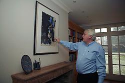 Reportage ten huize van Dr Leo De Backer<br /> Kapellen 2004<br /> Photo © Hippo Foto