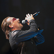 U2 play Key Arena, Seattle, WA on 4-24-2005